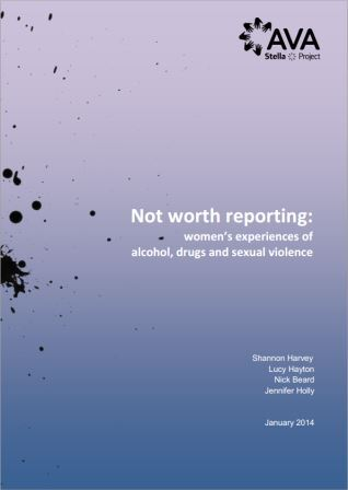Not worth Reporting cover